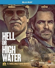 Hell Or High Water Blu-ray