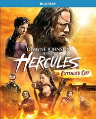 Hercules Blu-ray Single Disc