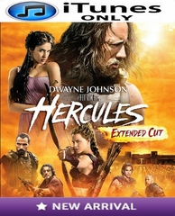 Hercules iTunes ONLY HD Digital Code