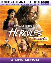 Hercules HD Digital Ultraviolet UV Code ONLY