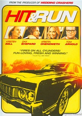 Hit & Run DVD Movie