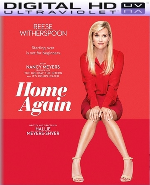Home Again HD Ultraviolet UV Codes      (PRE-ORDER WILL EMAIL ON OR BEFORE 12-12-17 AT NIGHT)