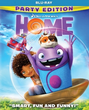 Home Blu-ray Single Disc