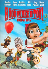 Hoodwinked Too Hood Vs Evil DVD Movie