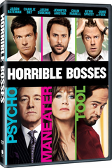Horrible Bosses DVD (USED)