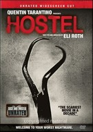Hostel Unrated DVD (USED)