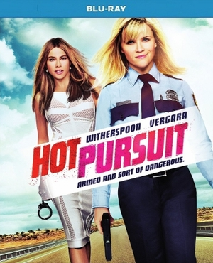 Hot Pursuit Blu-ray Single Disc