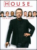 House Season Eight DVD
