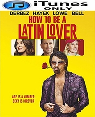 How To Be A Latin Lover HD iTunes Code