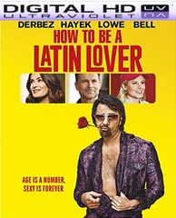 How To Be A Latin Lover HD Ultraviolet UV Code