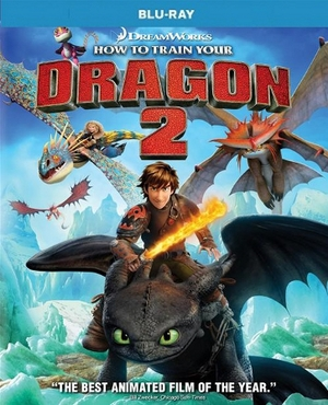 How To Train Your Dragon 2 Blu-ray Single Disc (USED)
