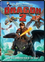How to Train Your Dragon 2 DVD (USED)