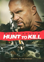Hunt To Kill DVD Movie (USED)