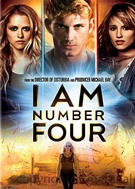I Am Number Four DVD Movie