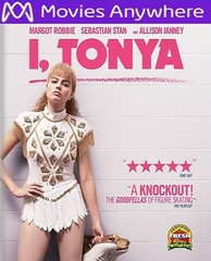 I, Tonya HD UV or iTunes Code