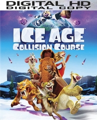 Ice Age 5: Collision Course HD Ultraviolet UV or iTUNES Code