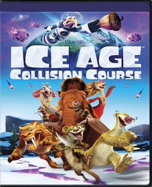 Ice Age: Collision Course DVD