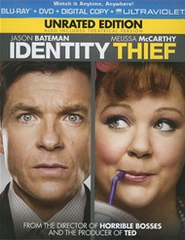 Identity Thief (Blu-ray ONLY USED)