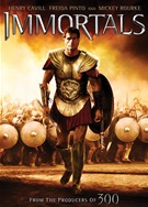 Immortals DVD Movie