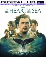 In the Heart of the Sea HD Digital Ultraviolet UV Code (VUDU)