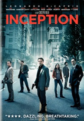 Inception DVD Movie (USED)