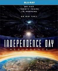 Independence Day Resurgence Blu-ray (USED)