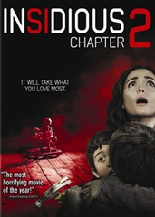 Insidious  Chapter 2 (DVD + UltraViolet)