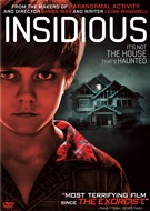 Insidious DVD Movie