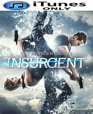 Insurgent HD Digital Copy iTunes