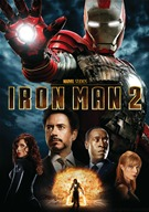 Iron Man 2 DVD Movie (USED)