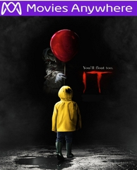 It (2017) HD UV or iTunes Code