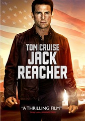 Jack Reacher DVD Movie
