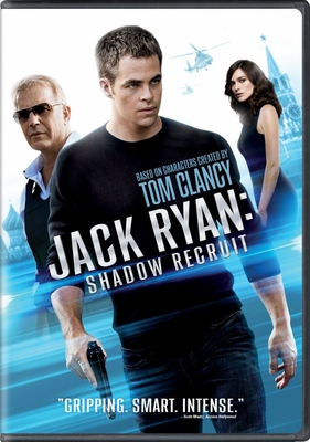Jack Ryan Shadow Recruit DVD (USED)