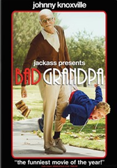 Jackass Presents Bad Grandpa DVD