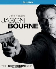 Jason Bourne Blu-ray (USED)