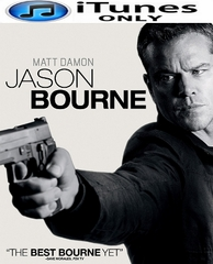 Jason Bourne HD iTunes Code