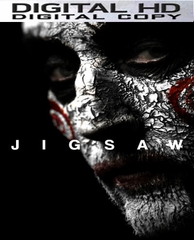 Jigsaw HD UV or iTunes Code