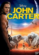 John Carter DVD Movie
