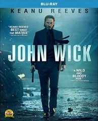 John Wick Blu-ray Single Disc