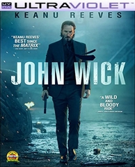 John Wick SD Digital Ultraviolet UV Code