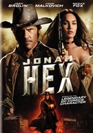Jonah Hex DVD Movie (USED)