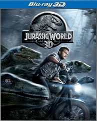 Jurassic World 3D  (USED LIKE NEW)