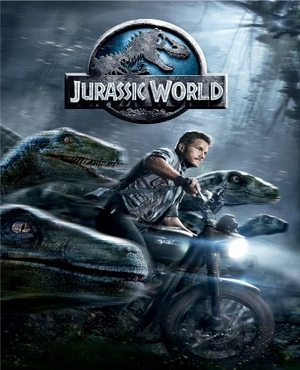 Jurassic World DVD (USED)