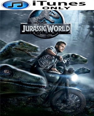 Jurassic World HD Digital Copy iTunes Only