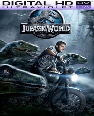 Jurassic World HD Digital Ultraviolet UV Code