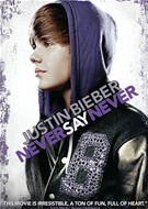 Justin Bieber  Never Say Never DVD Movie