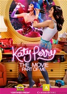 Katy Perry The Movie Part Of Me DVD