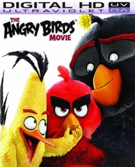 The Angry Birds Movie HD Digital Ultraviolet UV Code