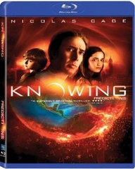 Knowing Blu-ray Movie
