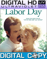 Labor Day HD Digital Ultraviolet UV Code + Digital Copy